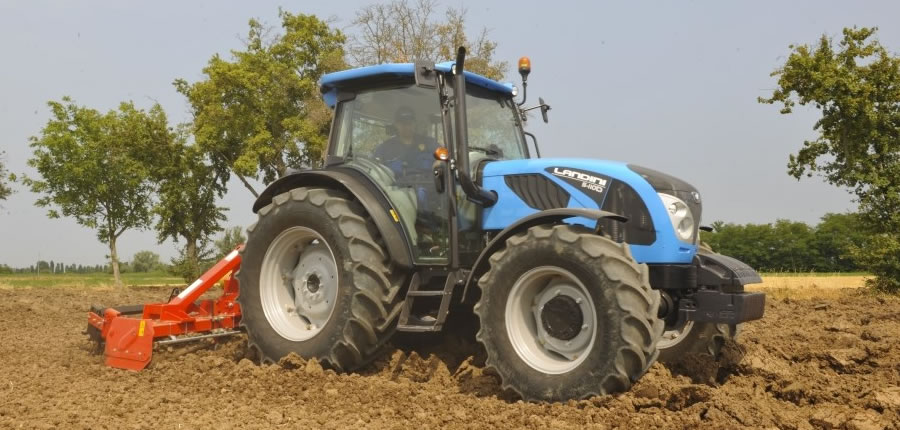 5D SERIES TRACTOR
